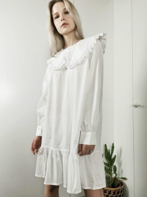 tunika koszulowa biała