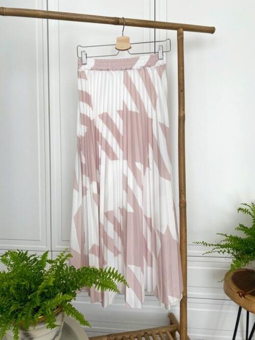 spódnica plisowana koktajlowa