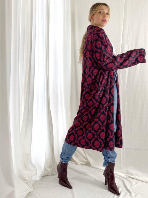 kimono narzutka długie